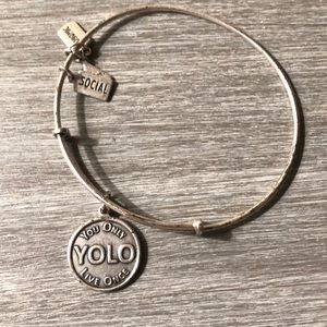 """YOLO"" alex and ani"